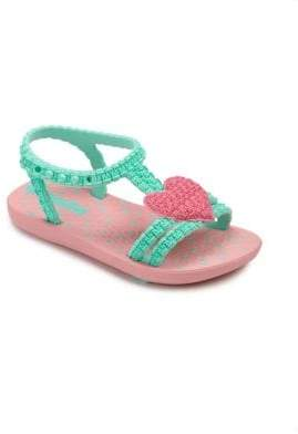 Ipanema Baby's & Toddler's Flexpand T-Strap Sandals