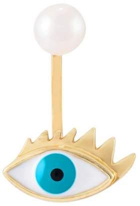 Delfina Delettrez Eye piercing ピアス