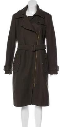 Burberry Heavyweight Long Coat