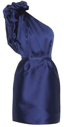 Stella McCartney Polly one-shoulder minidress