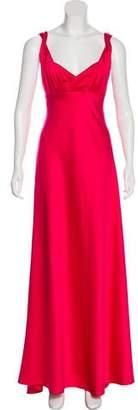 Calvin Klein Sleeveless Evening Dress