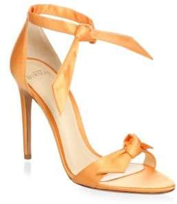 Alexandre Birman Clarita Satin High Heel Sandals
