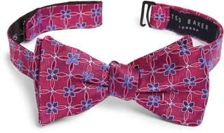 Ted Baker Geometric Silk Bow Tie