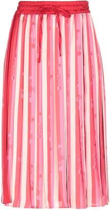 Pinko Knee length skirts - Item 35400404SM