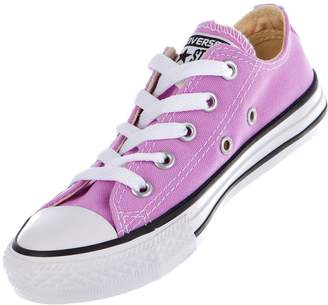 Converse Chuck Taylor All Star Lo Top Youth 3