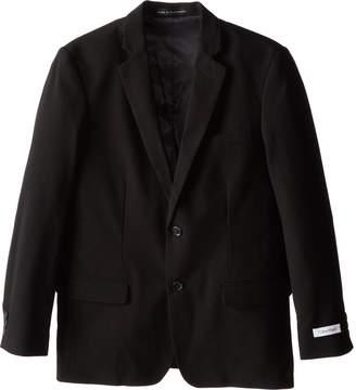 Calvin Klein Big Boys' Bi-Stretch Blazer
