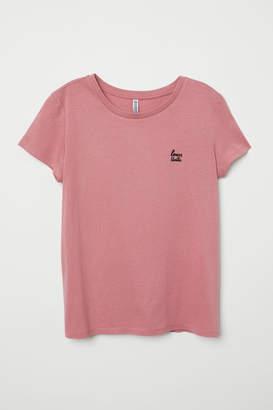 H&M T-shirt - Pink