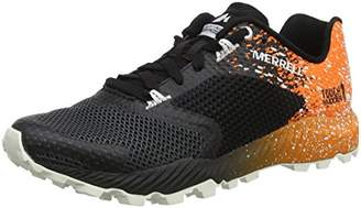 735948e91337 at Amazon.co.uk · Merrell Women s s All Out All Out Crush Tough Mudder 2  Trail Running Shoes Black Tm Orange