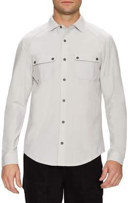 Spyder Men's Twist Button Pocket Shirt