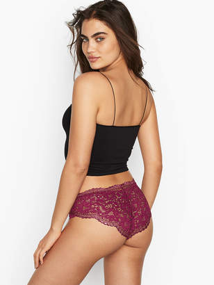 Victoria's Secret Lace-back Hiphugger Panty