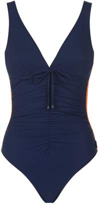 Shan Ruched Front Swimsuit