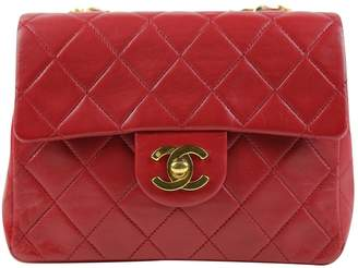 Chanel Timeless leather mini bag