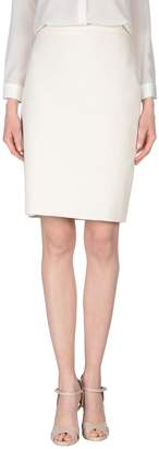 Lanvin Knee length skirts