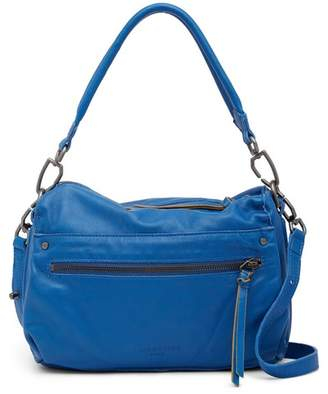 Liebeskind Berlin Santa Clara Sporty Leather Shoulder Bag