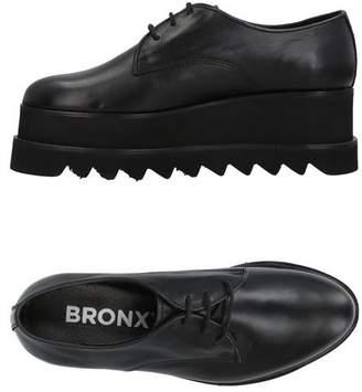 Bronx (ブロンクス) - BRONX レースアップシューズ