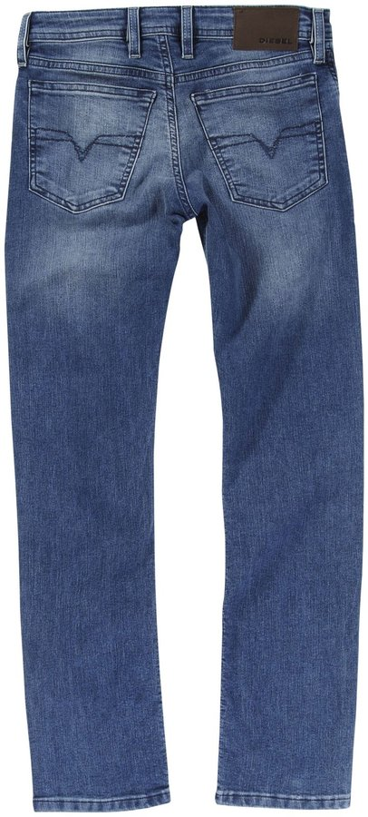 Diesel Waykee Straight Leg Jean