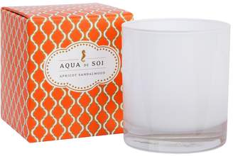 Aqua De SOI Apricot Sandalwood Boxed Candle (11OZ)