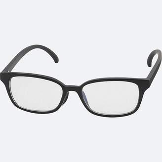 Uniqlo Square Clear Lens Sunglasses
