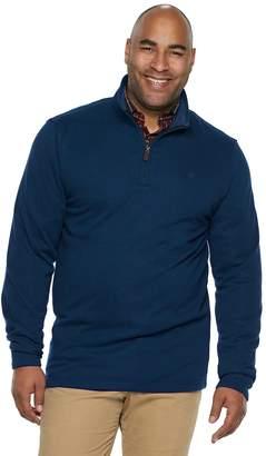 Izod Big & Tall Quarter-Zip Fleece
