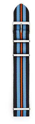 Fossil 22mm Stripe Polyester Watch Strap