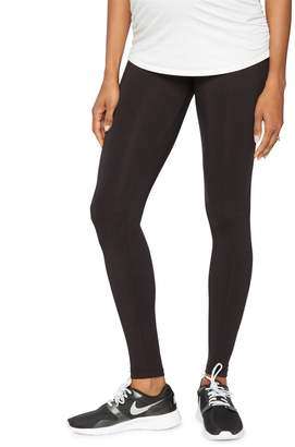 A Pea in the Pod Luxe Essentials Secret Fit Belly Ultra Soft Maternity Leggings