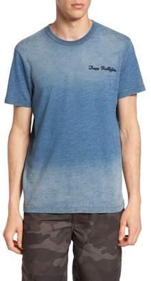 True Religion Brand Jeans Eagle Shadow T-Shirt