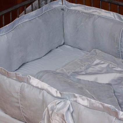 Lulla Smith Nottingham Crib Bedding