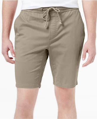 American Rag Men Drawstring Jogger Shorts