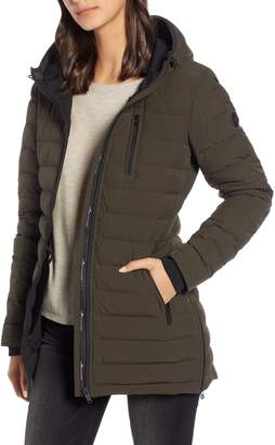 Moose Knuckles Rockcliff Quilted Down Coat