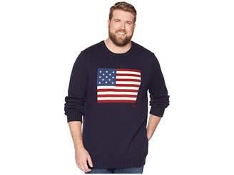 Polo Ralph Lauren Big Tall Icon Flag Sweater