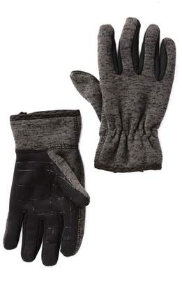 Levi's Heathered Knit Gloves