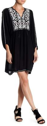 Raga Rosanna Embroidered Dress