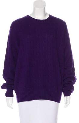 Polo Ralph Lauren Long Sleeve Cable Knit Sweater