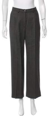 Salvatore Ferragamo High-Rise Wide-Leg Pants