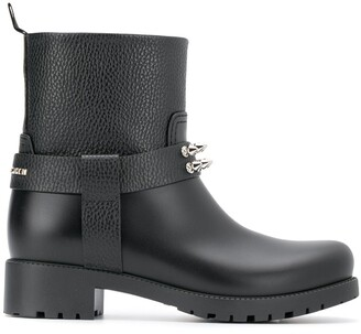 Philipp Plein studded boots