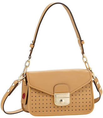 Longchamp Mademoiselle Small Crossbody in Natural