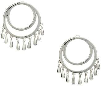 Rebecca Minkoff Front Facing Teardrop Earrings