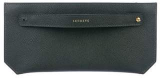 Senreve 2018 Leather Bracelet Pouch