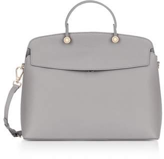 Furla My Piper Medium Top Handle Satchel Bag