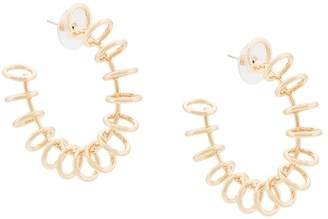 Dannijo Sargent earrings