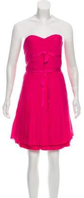 Marc by Marc Jacobs Silk Strapless Dress w/ Tags