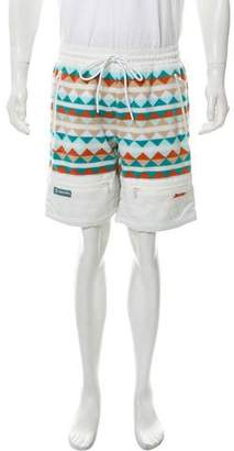 Columbia Kith x Fleece Shorts