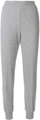 Twin-Set tapered track pants