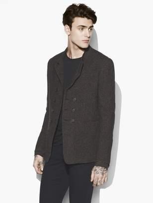 John Varvatos Heritage Herringbone Jacket