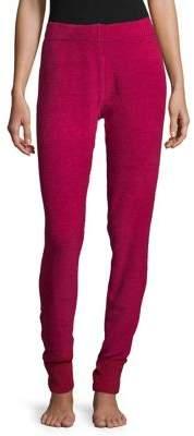 Betsey Johnson Plush Leggings