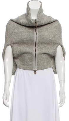 Marni Sleeveless Cropped Sweater