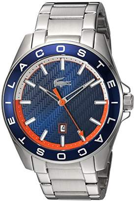 Men For Steel Lacoste Watches Shopstyle Stainless troCxsQhdB