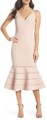 Harlyn Mermaid Tea Length Dress
