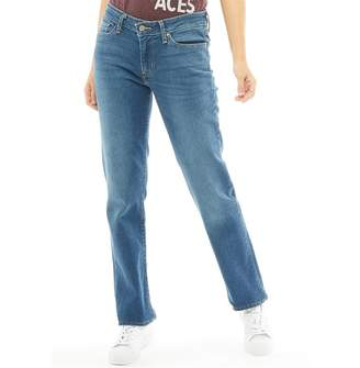Levi's Womens 714 Straight Fit Jeans Airwaves