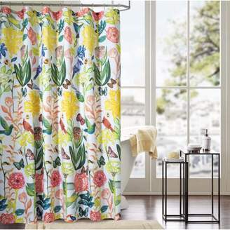 RT Designers Collection Classic Tropical 70 x 72 in. Printed Shower Curtain